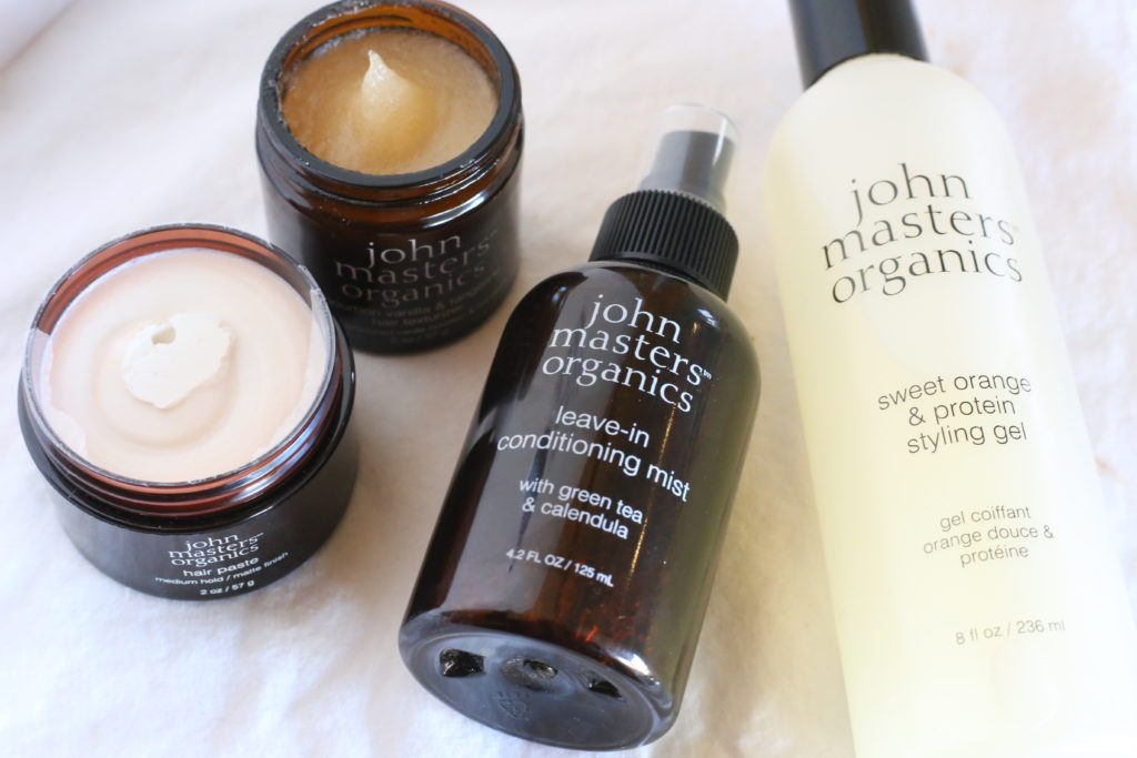 john masters organics leave in conditioning mist