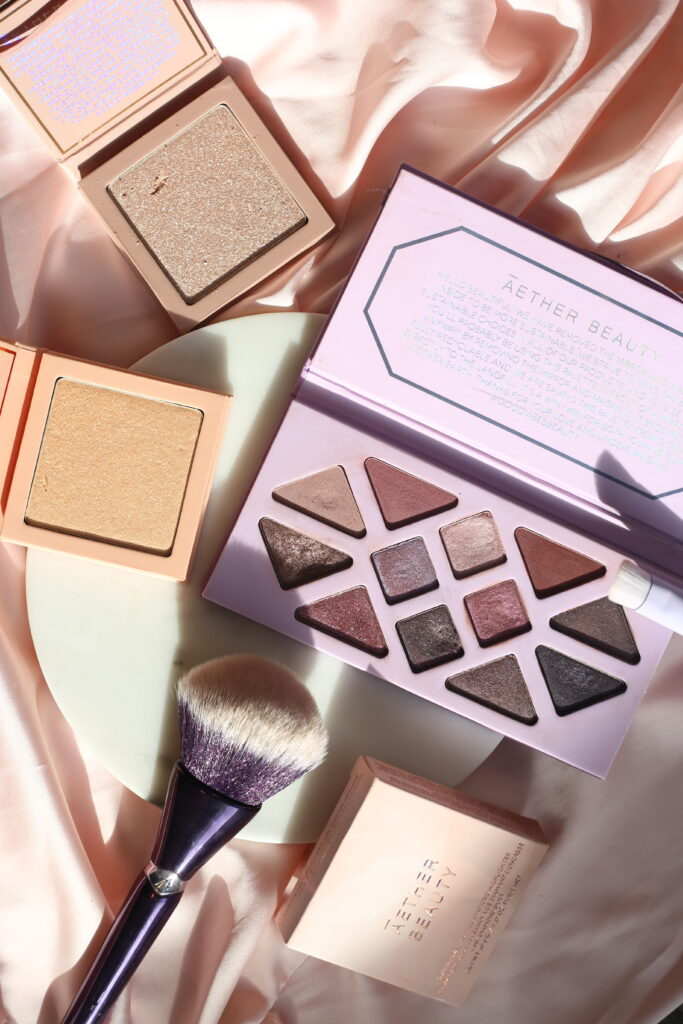 aether beauty makeup palette