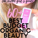 Best Budget-Friendly Organic Beauty Brands cheap
