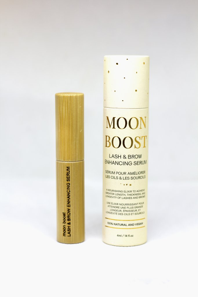 Luna Nectar's Moon Boost Lash & Brow Enhancing Serum