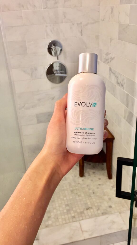 evolvh haircare review