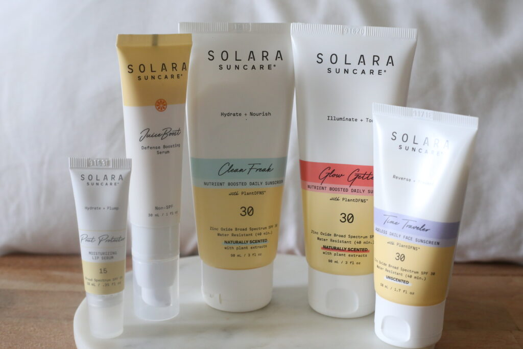 Solara suncare review