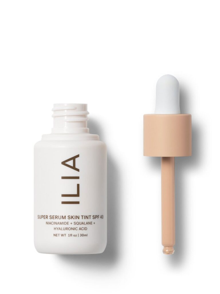 Ilia super serum skin tint spf 40 review