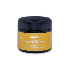 Moss Skincare cleansing balm