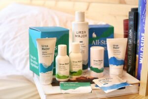 Ursa major skin care