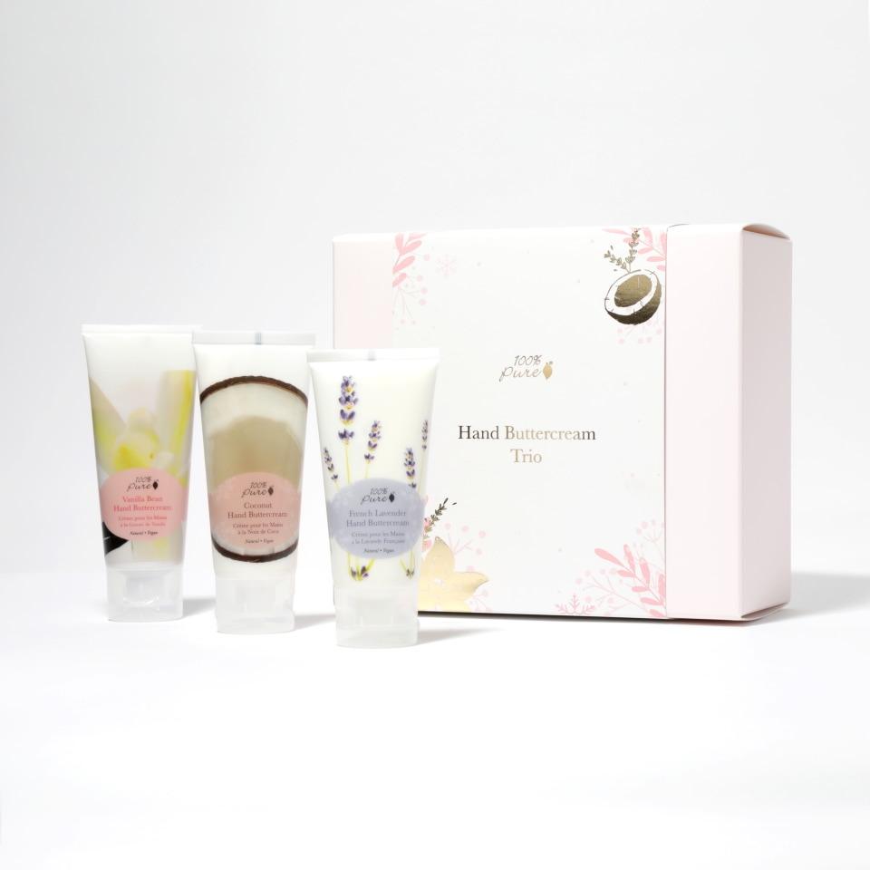 100 percent pure gift set