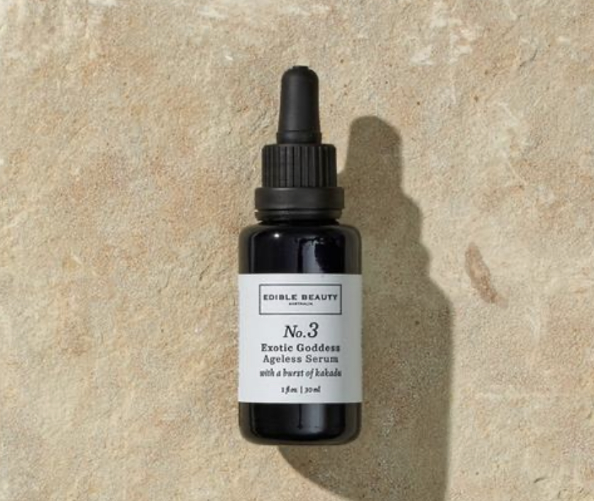 Edible beauty exotic goddess ageless serum