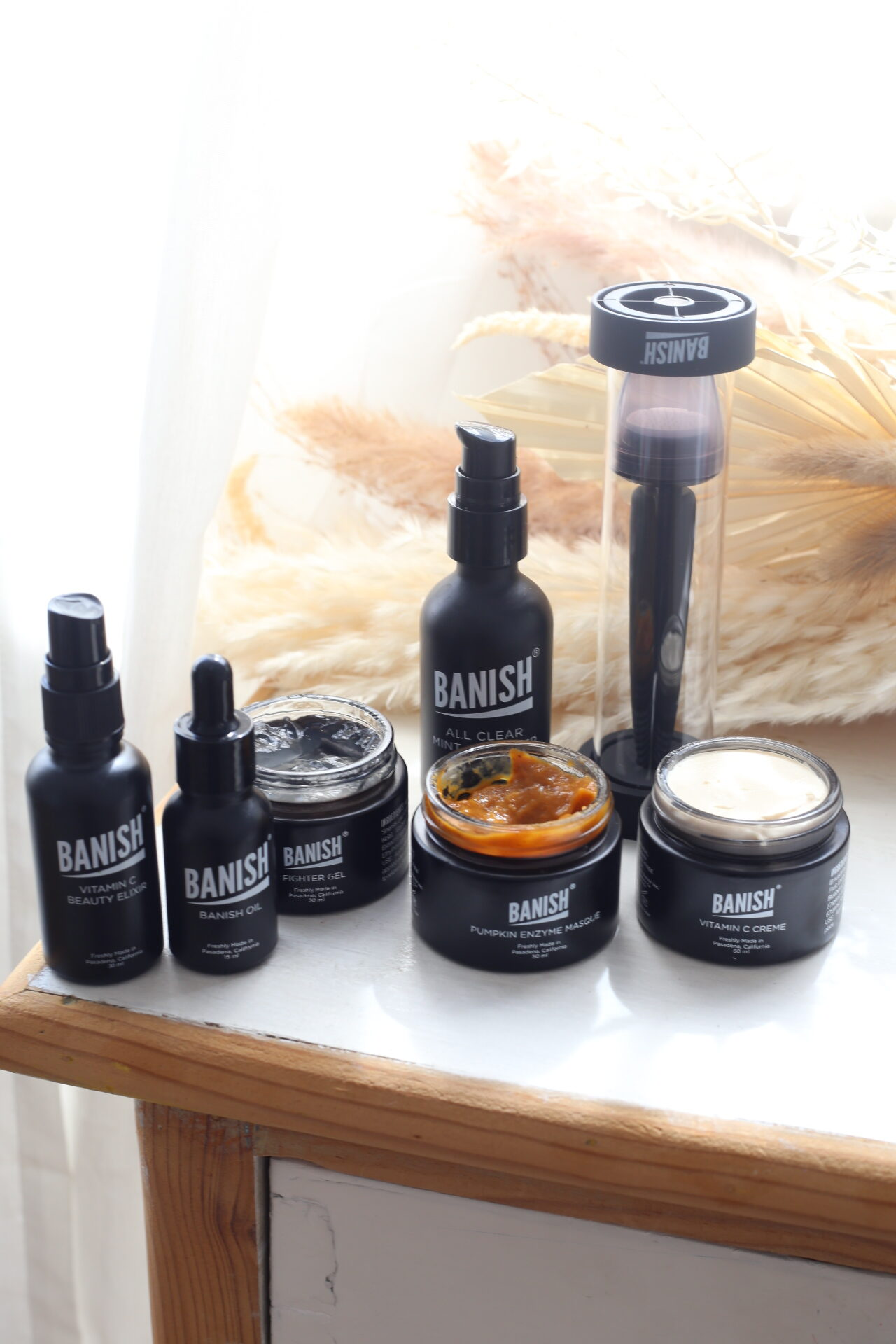 Banish Acne scars review