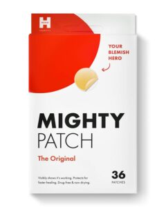 Hero mighty patch