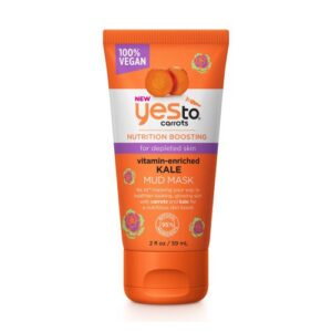 Yes to carrots mud mask