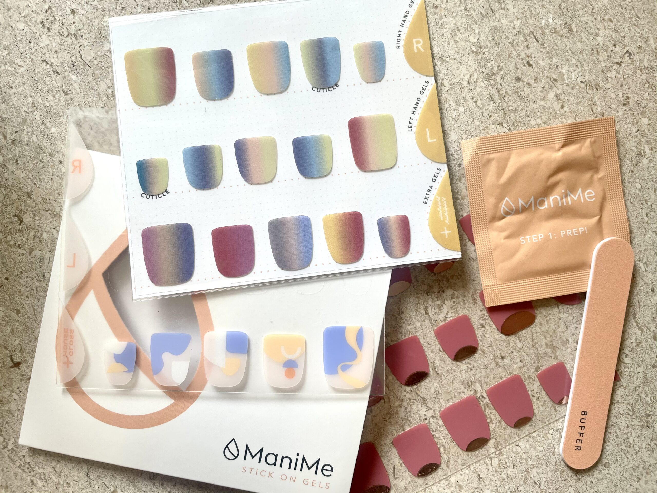 Manime gel nails review