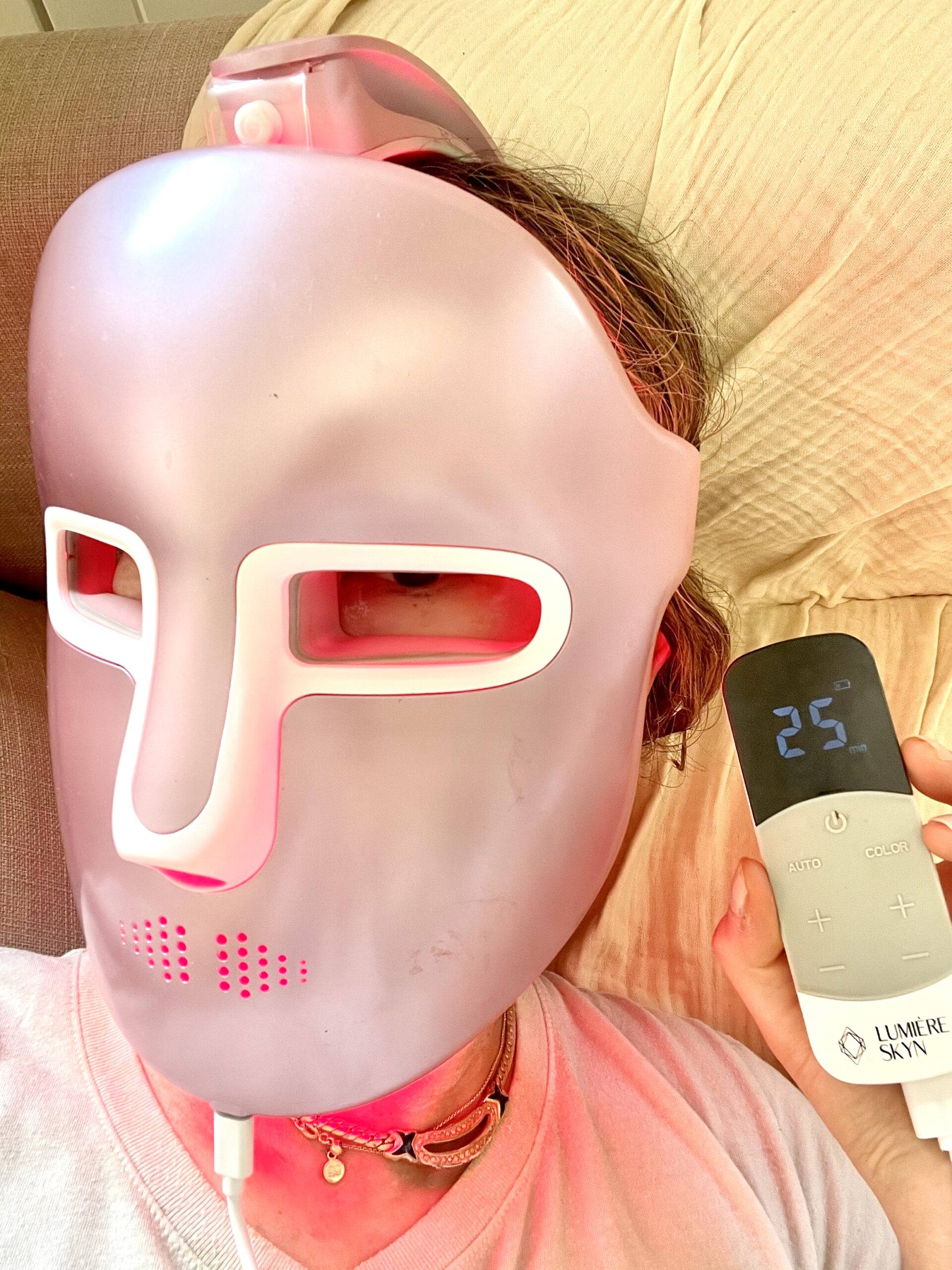 HyperGlo LED Mask Review