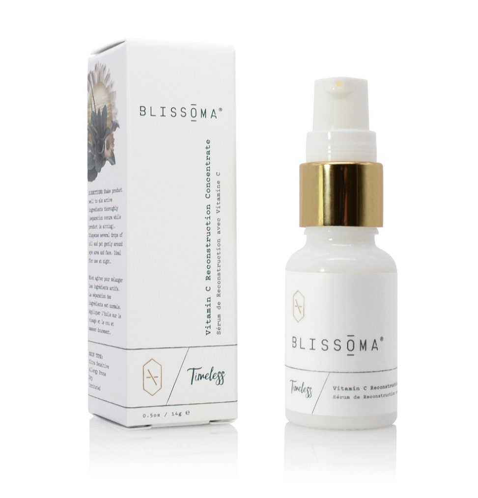 Blissoma Timeless Vitamin C Resconstruction Concentrate